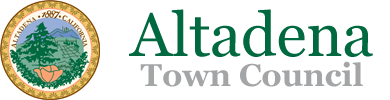 Altadena Town Council